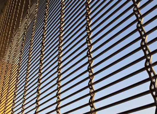 隔断编织装饰网