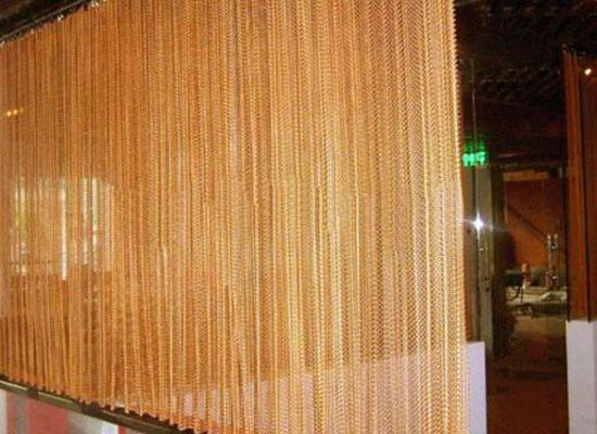 隔断金属网帘