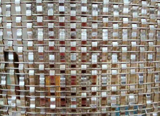 夹丝玻璃装饰网